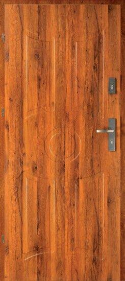 Drzwi drewniane Łódź 3
